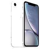 iPhone XR Dual Sim 64GB White