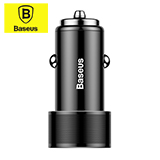 BASEUS Type-C 3 Fast Car Charger